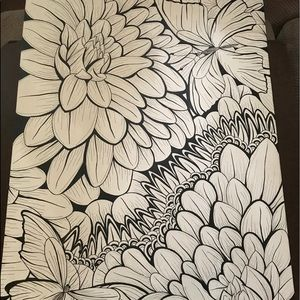 Original drawing all made by hand.